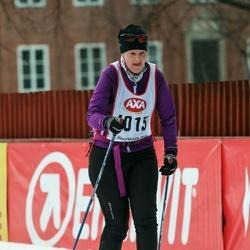 Skiing 45 km - Caroline Henriksson (4013)