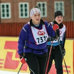 Skiing 45 km - Lena Sönnert (7311)