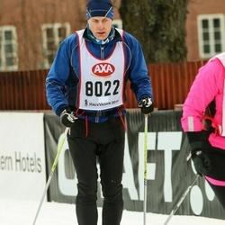 Skiing 45 km - Jonny Andersson (8022)