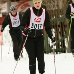 Skiing 45 km - Emelie Edström (3011)