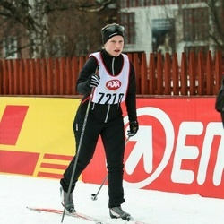 Skiing 45 km - Amanda Lilljebjörn (7270)