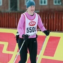 Skiing 45 km - Elin Gunnarsson (5505)