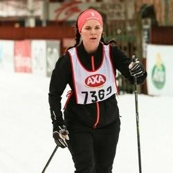 Skiing 45 km - Maria Norberg (7362)
