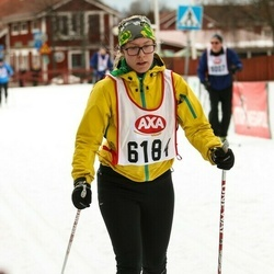 Skiing 45 km - Karolina Henriksson (6184)