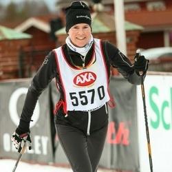 Skiing 45 km - Madeleine Bertilsson (5570)