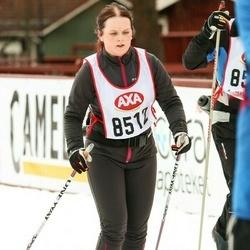 Skiing 45 km - Caroline Holst (8512)