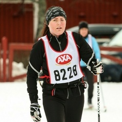 Skiing 45 km - Marlene Söder (8228)
