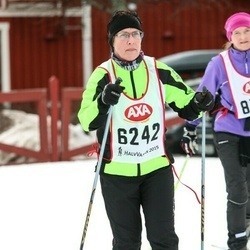Skiing 45 km - Annelie Rang (6242)