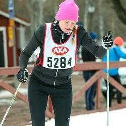 Skiing 45 km - Tina Eliasson (5284)