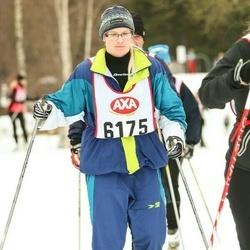 Skiing 45 km - Elin Eriksson (6175)