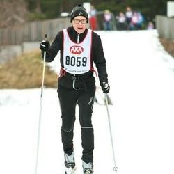 Skiing 45 km - Sören Birkeland (8059)