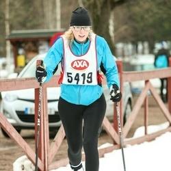 Skiing 45 km - Maria Andertun (5419)