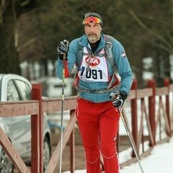 Skiing 45 km - Benny Pettersson (7091)