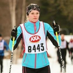 Skiing 45 km - Tina Hedin (8443)