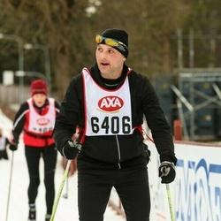 Skiing 45 km - Kjell Axtelius (6406)