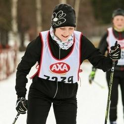 Skiing 45 km - Mia Simonsson (7239)