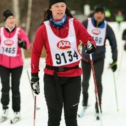 Skiing 45 km - Susanne Bengtsson (9134)