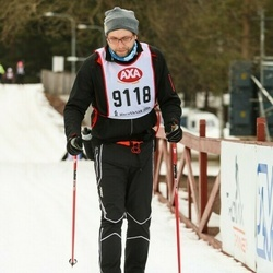 Skiing 45 km - Per Warnström (9118)