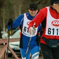 Skiing 45 km - Antonio Duran Ponce (6148)