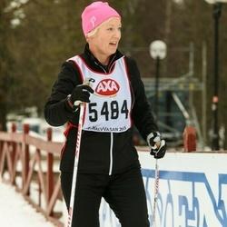 Skiing 45 km - Catharina Cantzler Øvermo (5484)