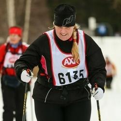 Skiing 45 km - Alina Bergmark (6135)