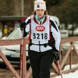 Skiing 45 km - Camilla Sandh (3216)