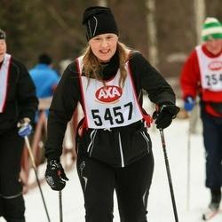 Skiing 45 km - Jeanette Bjerke (5457)