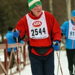 Skiing 45 km - Christer Nilsson (2544)