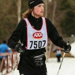 Skiing 45 km - Pontus Olsson (7507)