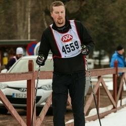 Skiing 45 km - Axel Tunheden (4559)