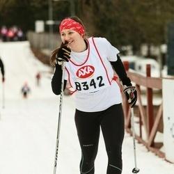 Skiing 45 km - Elisabeth Kennemark (8342)