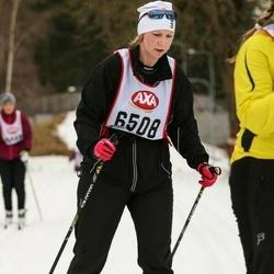 Skiing 45 km - Karin Borgskog (6508)