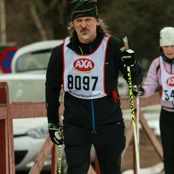 Skiing 45 km - Jan Johansson (8097)