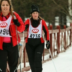 Skiing 45 km - Camilla Düring (4238)