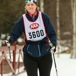 Skiing 45 km - Gunilla Isaksson Sonka (3600)