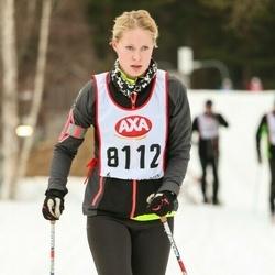 Skiing 45 km - Julia Frölund (8112)