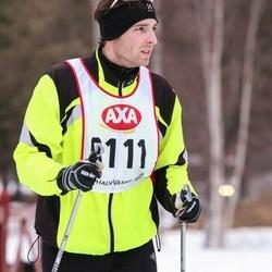 Skiing 45 km - Simon Hellström (8111)