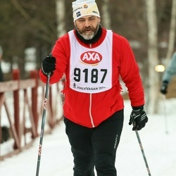 Skiing 45 km - Luis Federico Puerta (9187)
