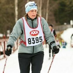 Skiing 45 km - Agneta Hansson (8395)