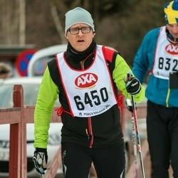 Skiing 45 km - Johan Wernberg (6450)