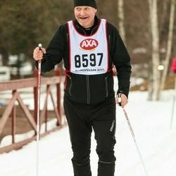 Skiing 45 km - Kurt Brorsson (8597)