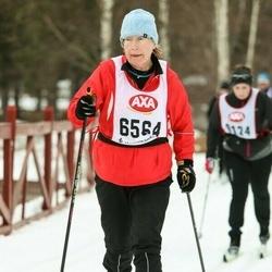Skiing 45 km - Barbro Claesson (6564)