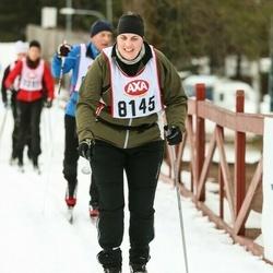 Skiing 45 km - Eleonor Bäckström (8145)
