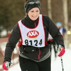 Skiing 45 km - Thora Sif Olafsdottir (8124)
