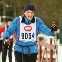 Skiing 45 km - Lars Gerhardsson (8034)
