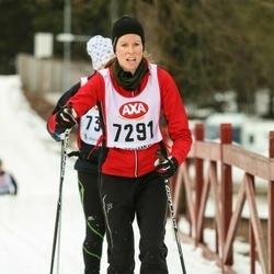 Skiing 45 km - Cecilia Åberg (7291)