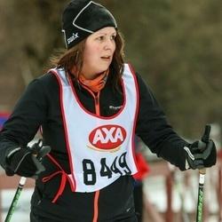 Skiing 45 km - Johanna Nilsson (8449)