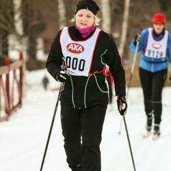 Skiing 45 km - Ingela Klasson (6000)