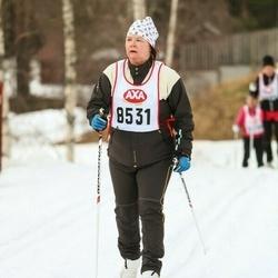 Skiing 45 km - Elisabeth Hedberg (8531)
