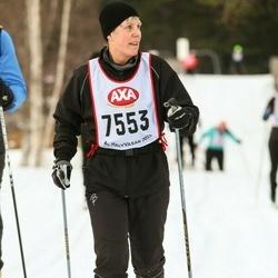 Skiing 45 km - Christine Swenne (7553)